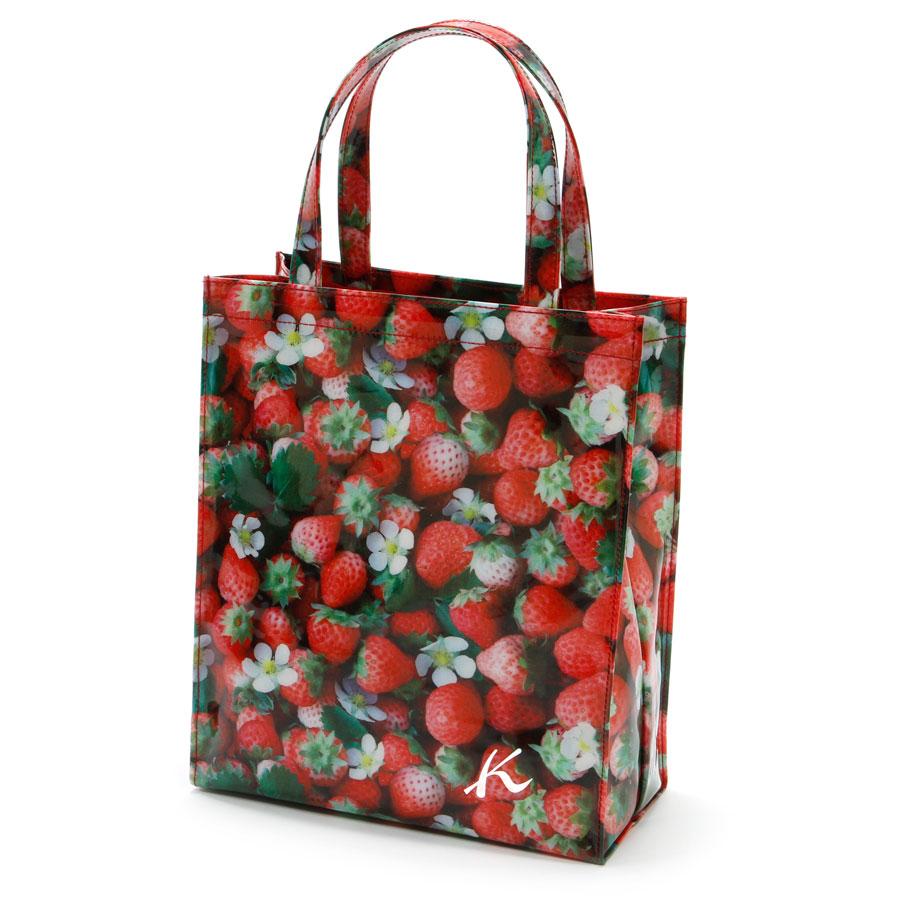 キタムラ いちごのバッグ